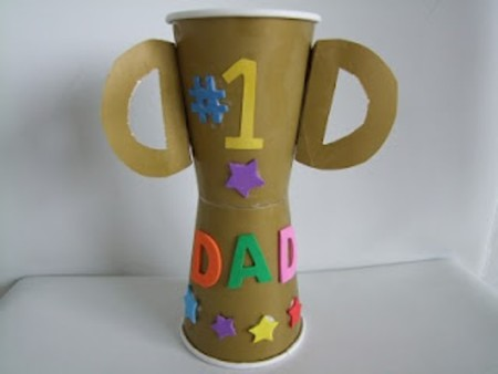Handmade fathers day gift ideas