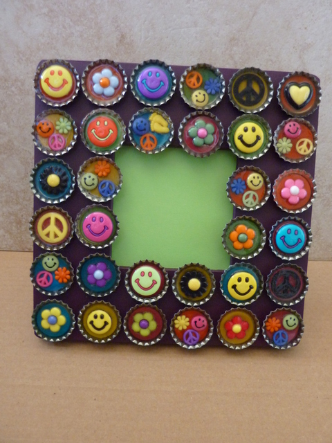 craft ideas using bottle caps diy recycled projects for home decor 6298