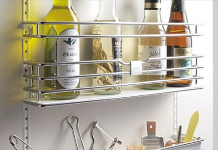 DIY kitchen storage tips