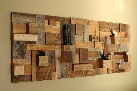 Diy Wall Decor Wood : Easy diy wood projects for beginners