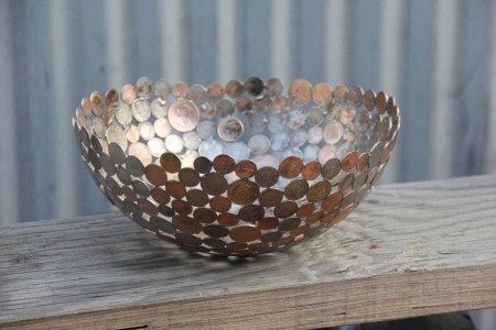Old coin craft projects DIY