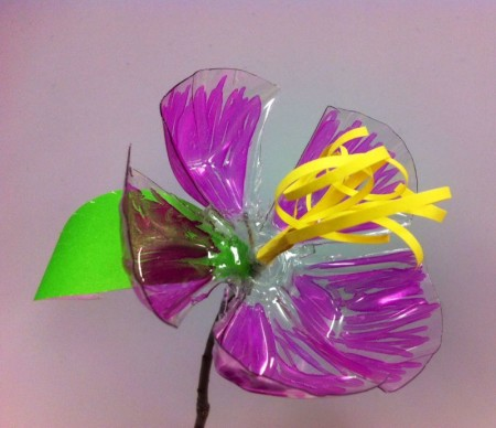 Plastic bottle craft projects