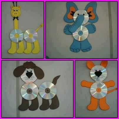 Diy recycled art projects for home decor for Art from waste ideas for kids