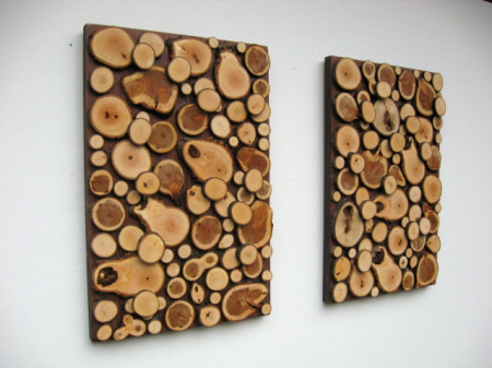 Wood projects for  wall decor