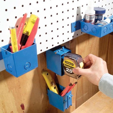 DIY Clever garage storage ideas