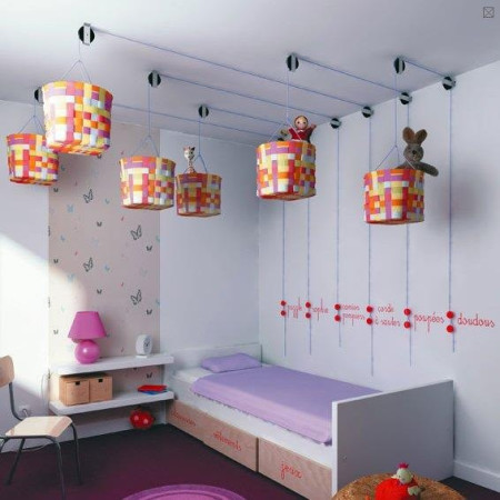 DIY Kids room storage ideas