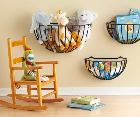Kids toys storage ideas