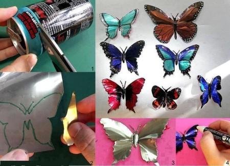 Recycled fun crafts for girls