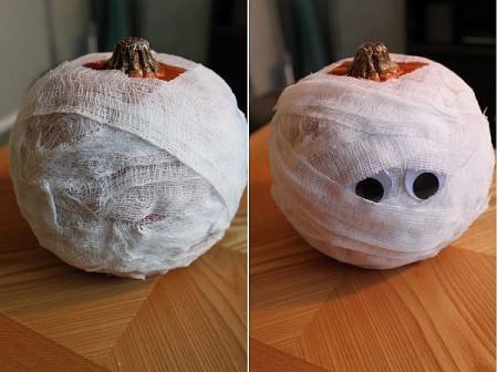 DIY Halloween decoration crafts 2015