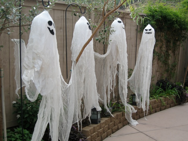 front yard halloween decoration ideas 2015