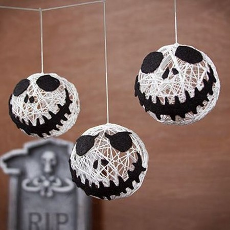 Ghost Halloween Hanging Decorations 2015