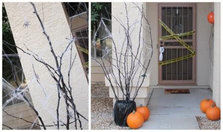 Halloween Outdoor Decoration Ideas 2015