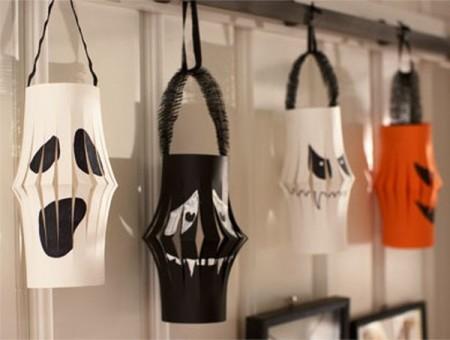 Halloween Paper Lantern Ideas 2015