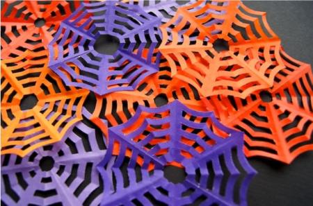 Handmade Paper Halloween Crafts 2015