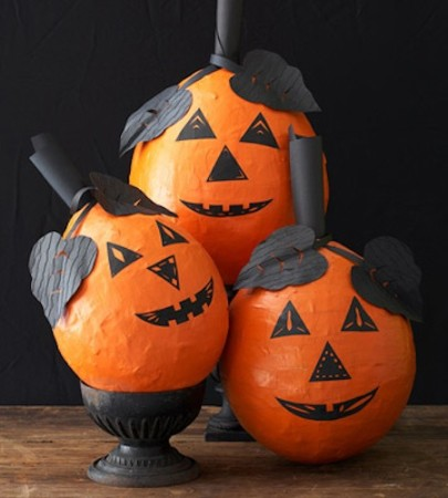 Handmade halloween decorations 2015