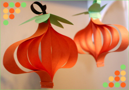 Paper halloween crafts ideas 2015
