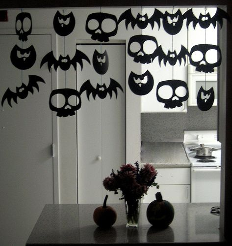 scary diy halloween decorations 2015