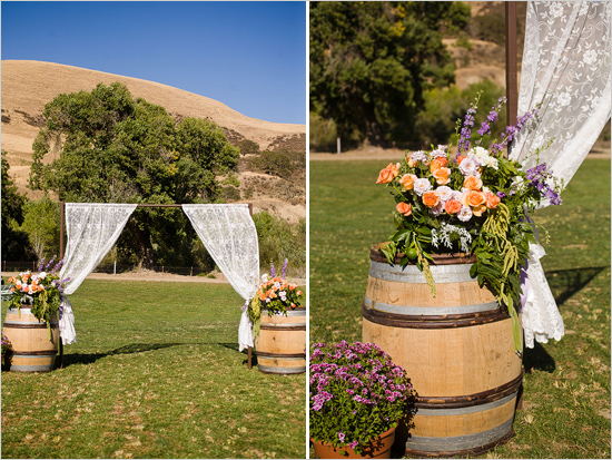 Vintage outdoor wedding ideas 2015