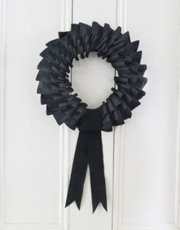 DIY Halloween Wreath Designs 2015