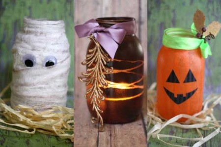 Do it yourself Halloween Projects 2015