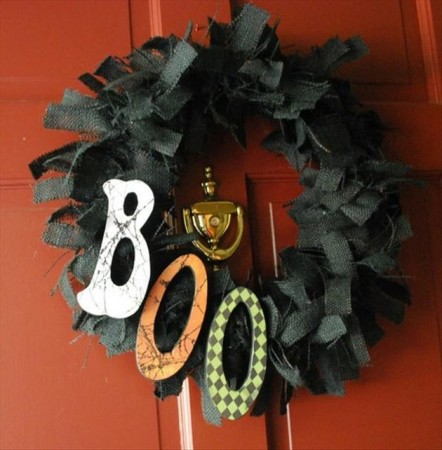 Halloween Door Decoration Ideas 2015