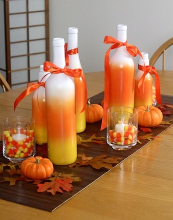 Halloween Party Table Decorations DIY
