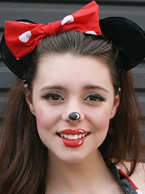 Easy Disney makeup ideas