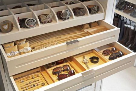 Jewelry Storage and Organizing Ideas