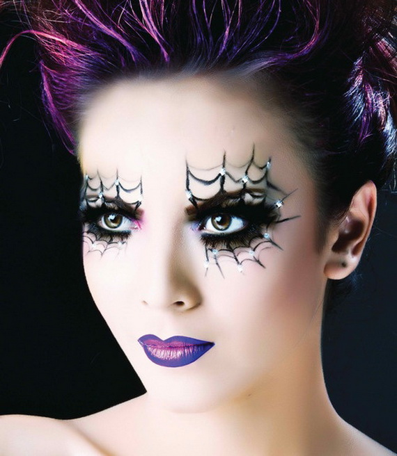 sexy halloween face paint ideas - Halloween Facepaint