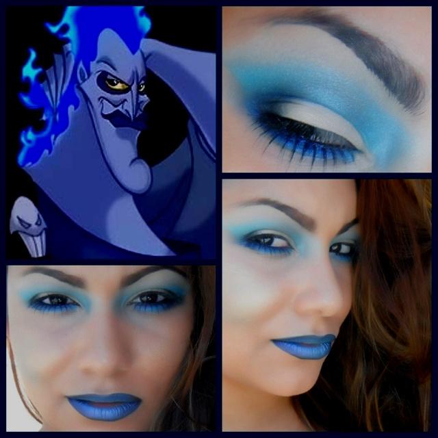 Disney Villain Makeup Ideas