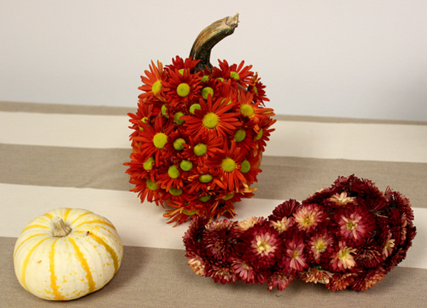 Homemade Thanksgiving Decorations Ideas