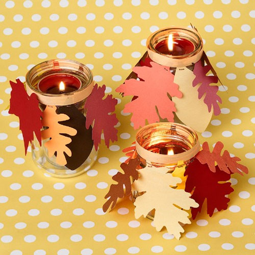 DIY Thanksgiving decorations 2015
