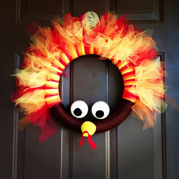 Easy Thanksgiving Turkey Crafts 2015