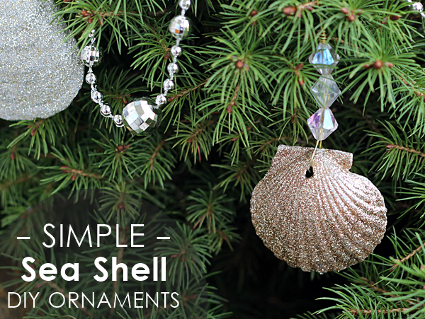 Cheap DIY Christmas ornaments