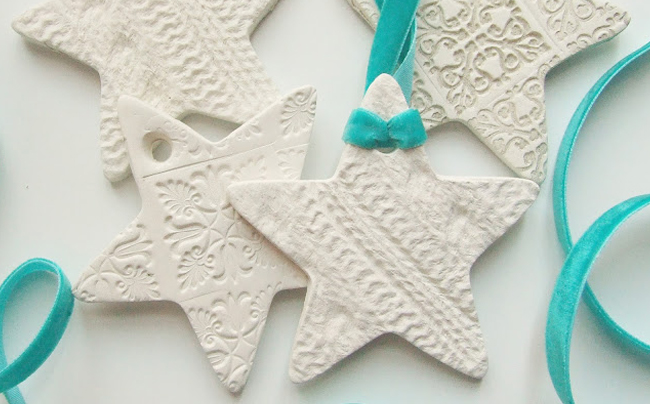 inexpensive diy christmas ornaments to make at home - Paper Christmas Decorations To Make At Home