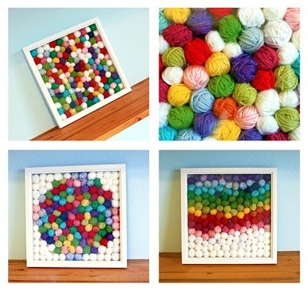 Diy cheap wall decor ideas 2016 for Cheap home decor ideas