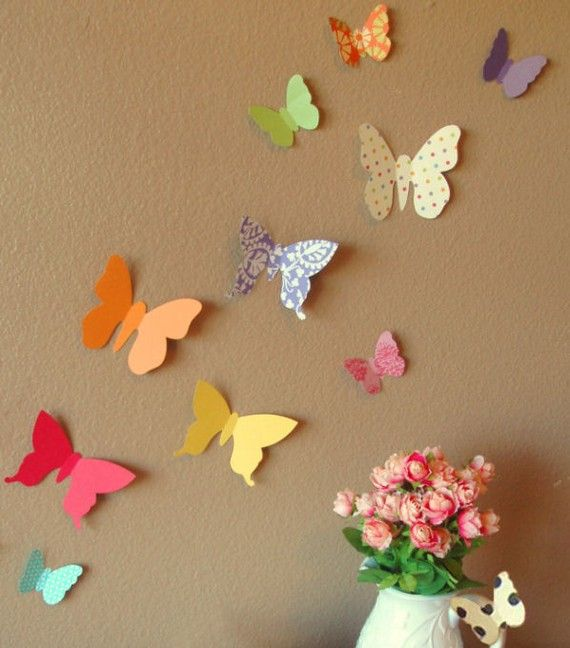 Diy cheap wall decor ideas 2016 for Handmade things for decoration
