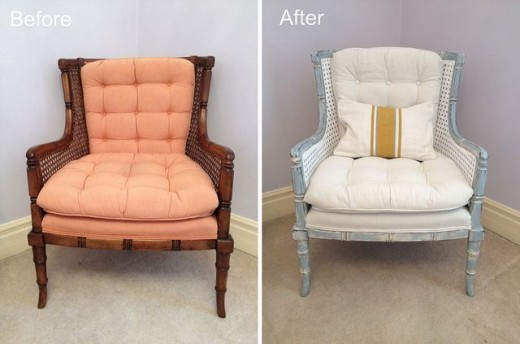 DIY Furniture transformation projects