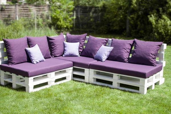 diy pallet outdoor furniture build pallet furniture