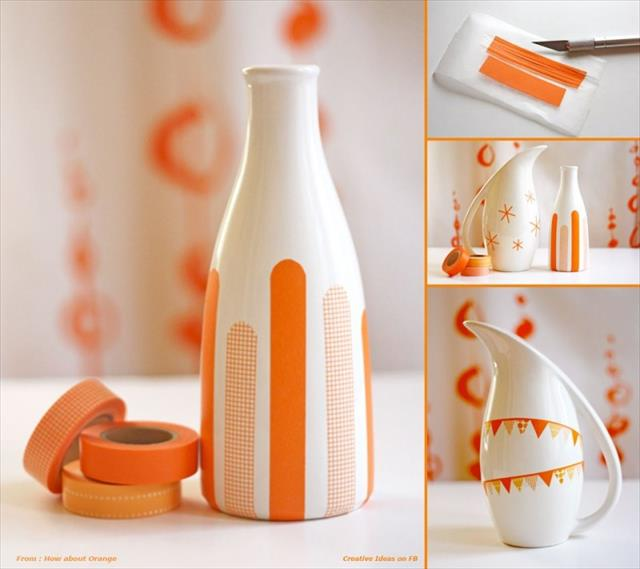DIY Bottle crafts ideas