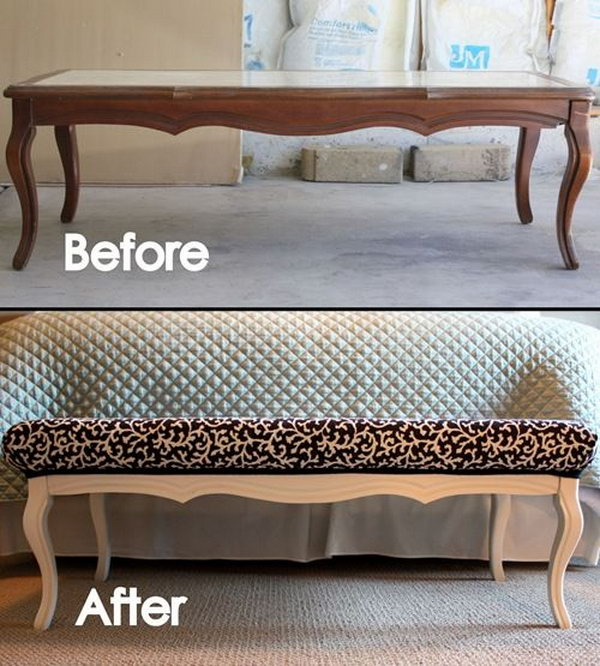 DIY Furniture projects for home