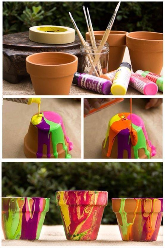 Cool diy projects for home improvement 2016 for Easy wealth out of waste