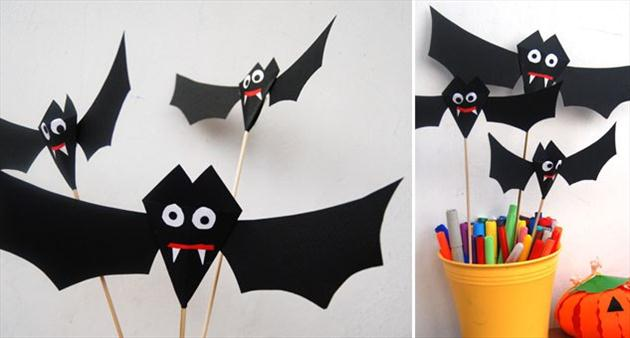 diy halloween party ideas - Halloween Decorations For Kids To Make