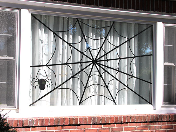 Spooky Halloween decorations DIY