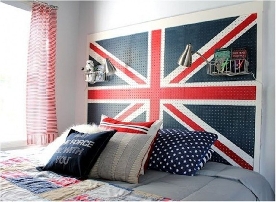 Fun bedroom ideas for teenage boys