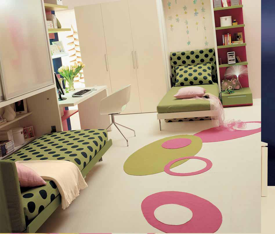 Teenager girl bedroom Decor